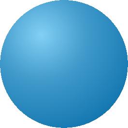 modrá koule
